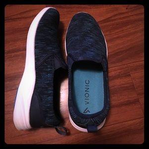 Vionic Slip-on Tennis Shoe, Excellent Condition